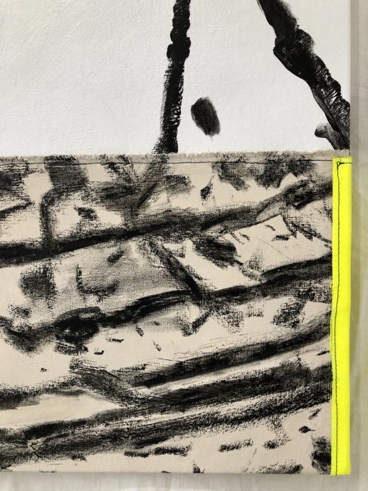 411 Lenght Required   Pintura de Nadia Jaber   Compra arte en Flecha.es