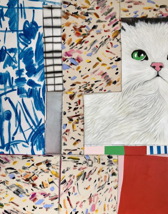 415 Unsupported Media Type |Pintura de Nadia Jaber | Compra arte en Flecha.es