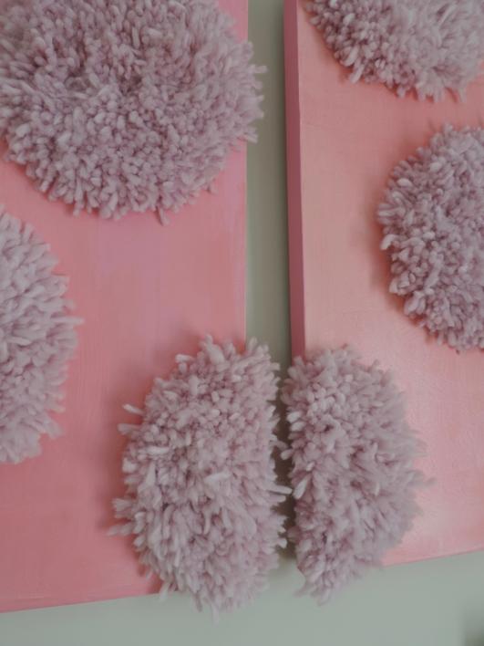 Pink Peonies | Pintura de Nadia Jaber | Compra arte en Flecha.es