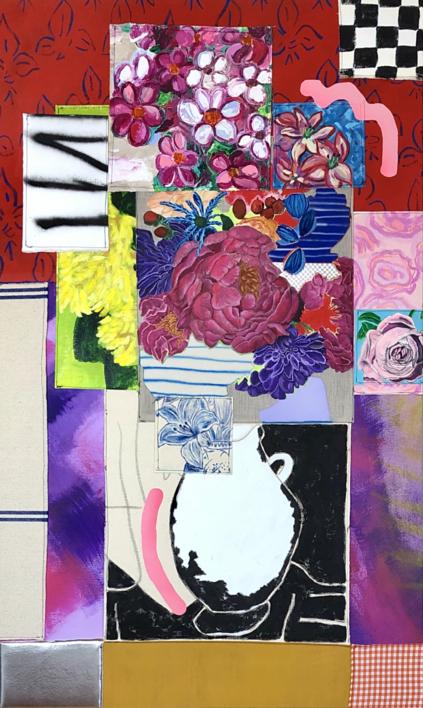 449 Retry With |Pintura de Nadia Jaber | Compra arte en Flecha.es