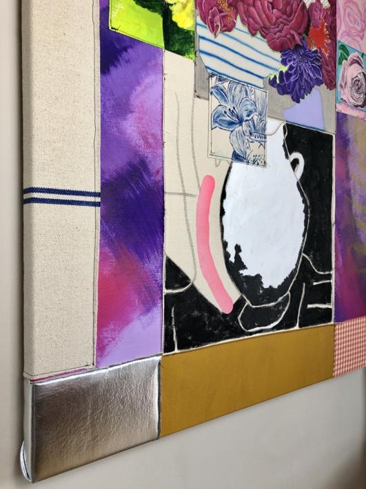 449 Retry With | Pintura de Nadia Jaber | Compra arte en Flecha.es