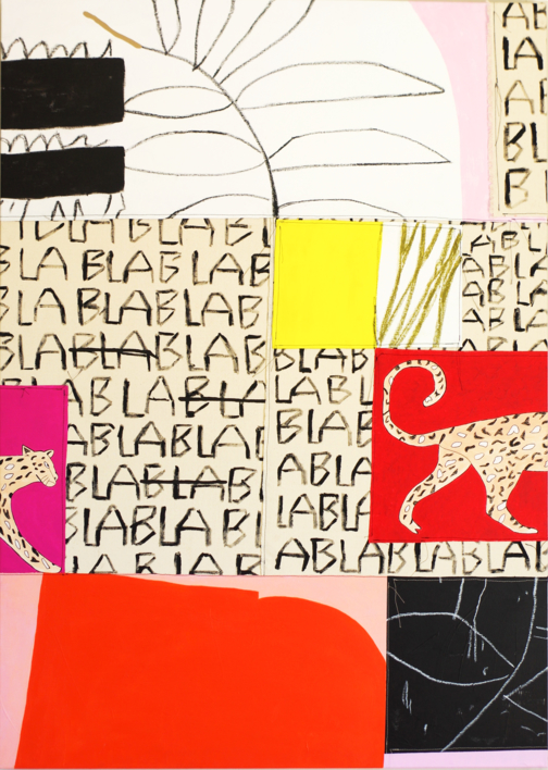 417 Expectation Failed |Pintura de Nadia Jaber | Compra arte en Flecha.es