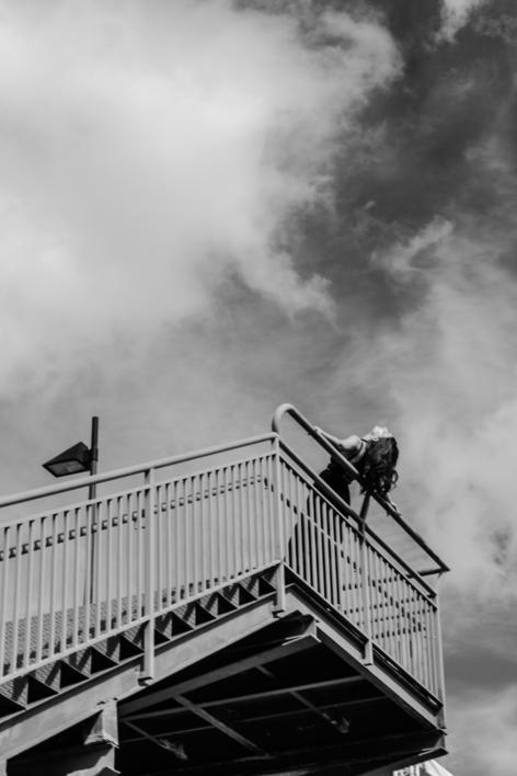 Dark skies. |Fotografía de Rena Von Caustic | Compra arte en Flecha.es