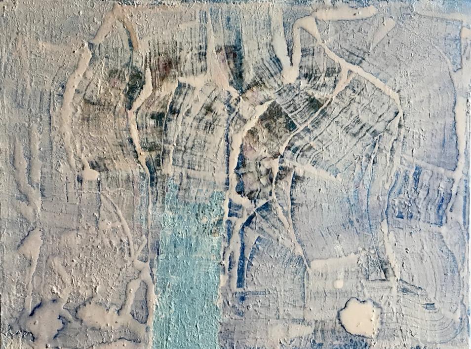 Vista aérea |Pintura de Enric Correa | Compra arte en Flecha.es