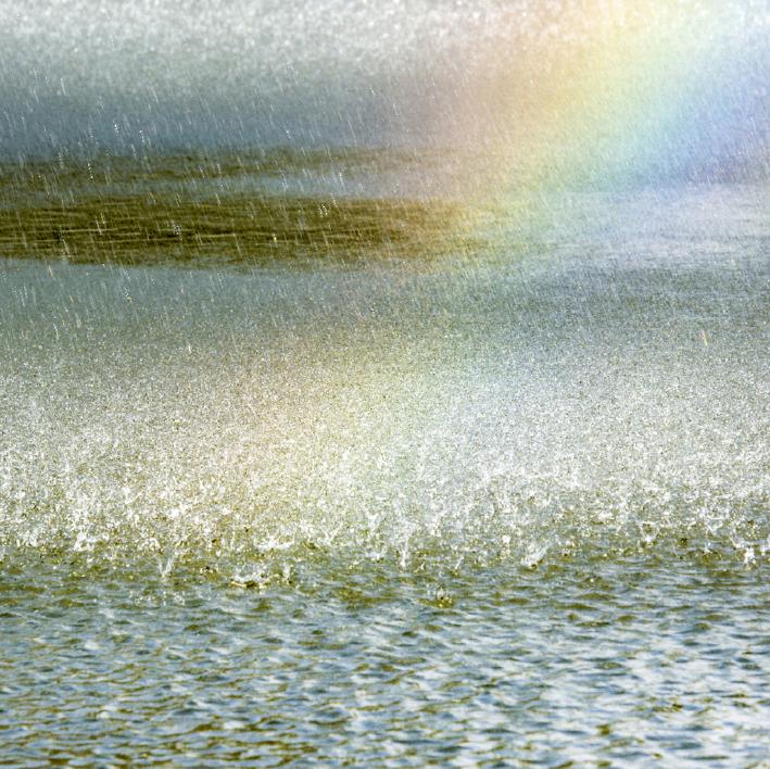 La fiesta del agua |Fotografía de Xisco Fuster | Compra arte en Flecha.es