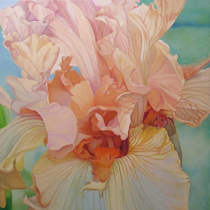 """Un lírio"" |Pintura de Carmen Varela | Compra arte en Flecha.es"
