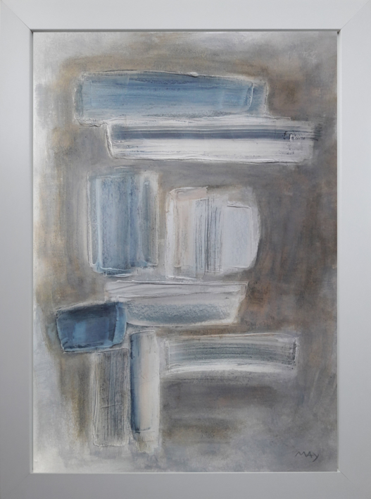 Armonía II | Pintura de May Pérez | Compra arte en Flecha.es