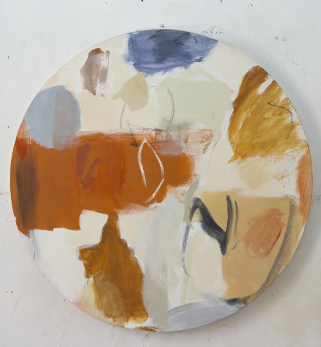 Round and round |Pintura de Eduardo Vega de Seoane | Compra arte en Flecha.es