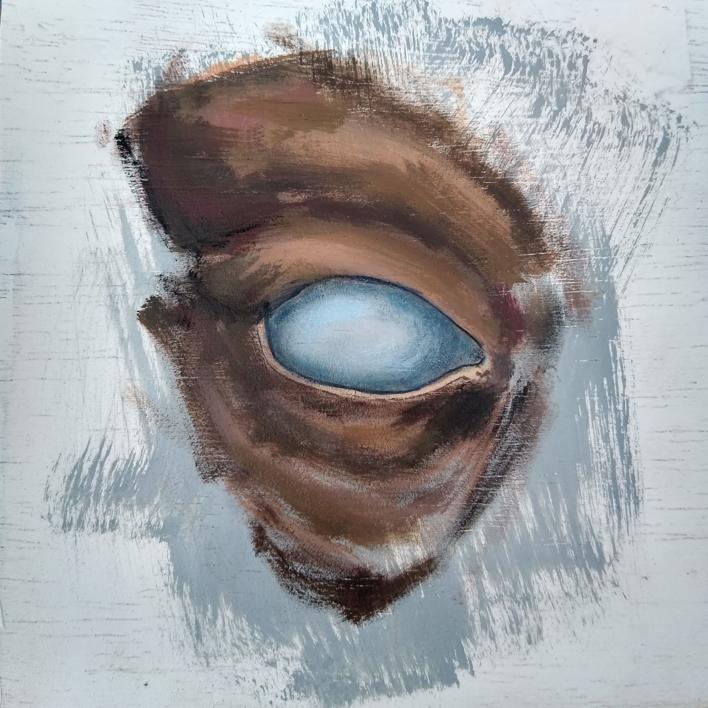 Serie Diferentes visiones #1 |Dibujo de Txina Tequis | Compra arte en Flecha.es