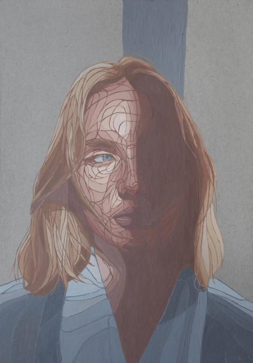 Sin título |Pintura de Taquen | Compra arte en Flecha.es
