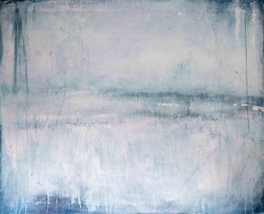 White  fog |Pintura de Lucia Garcia Corrales | Compra arte en Flecha.es
