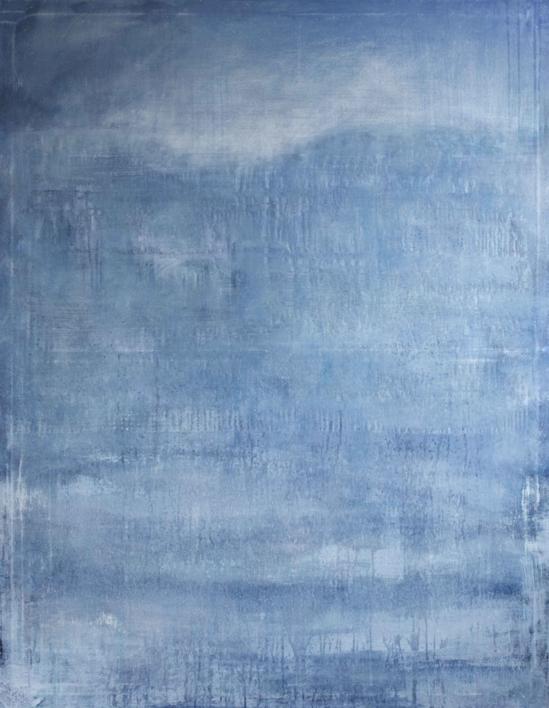Blue  Pintura de Lucia Garcia Corrales   Compra arte en Flecha.es
