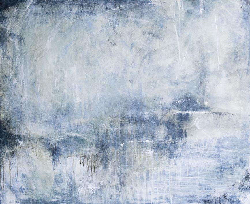 Coldscape |Pintura de Lucia Garcia Corrales | Compra arte en Flecha.es