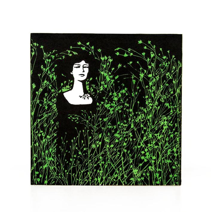 Lilith | Collage de Alicia Calbet | Compra arte en Flecha.es