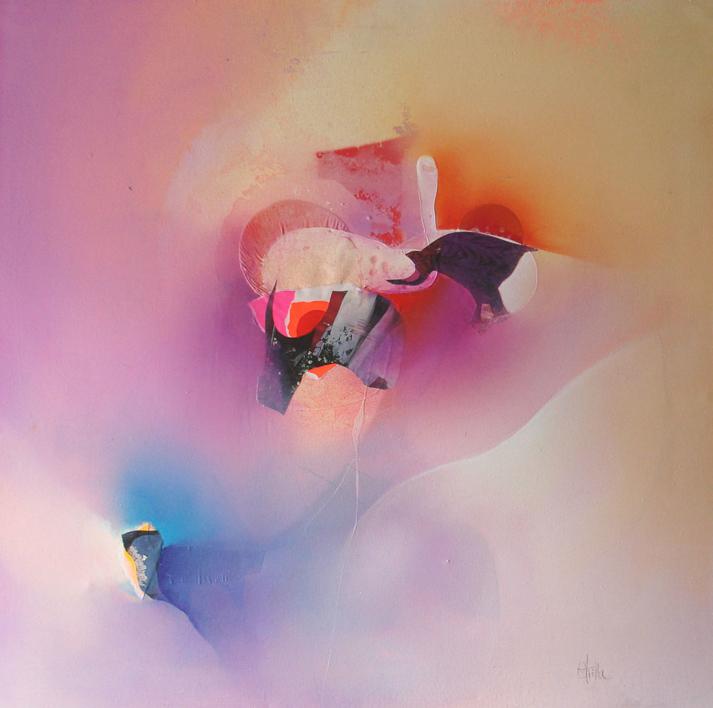 GENESIS |Pintura de Raúl Utrilla | Compra arte en Flecha.es