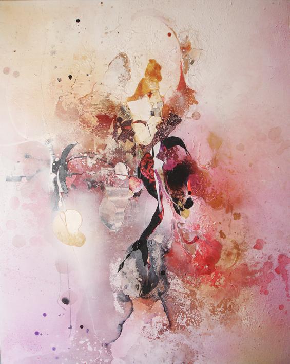 SUEÑO |Pintura de Raúl Utrilla | Compra arte en Flecha.es
