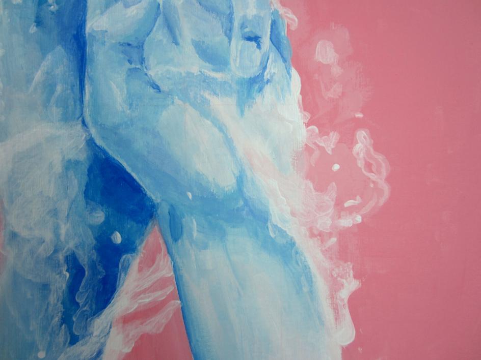 Emerger | Pintura de Ana Patitú | Compra arte en Flecha.es