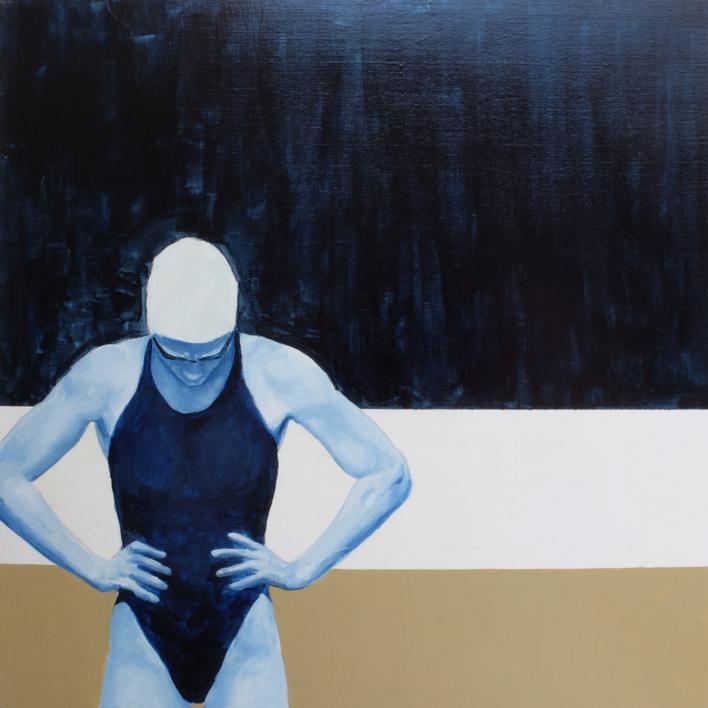 Frustración |Pintura de Ana Patitú | Compra arte en Flecha.es