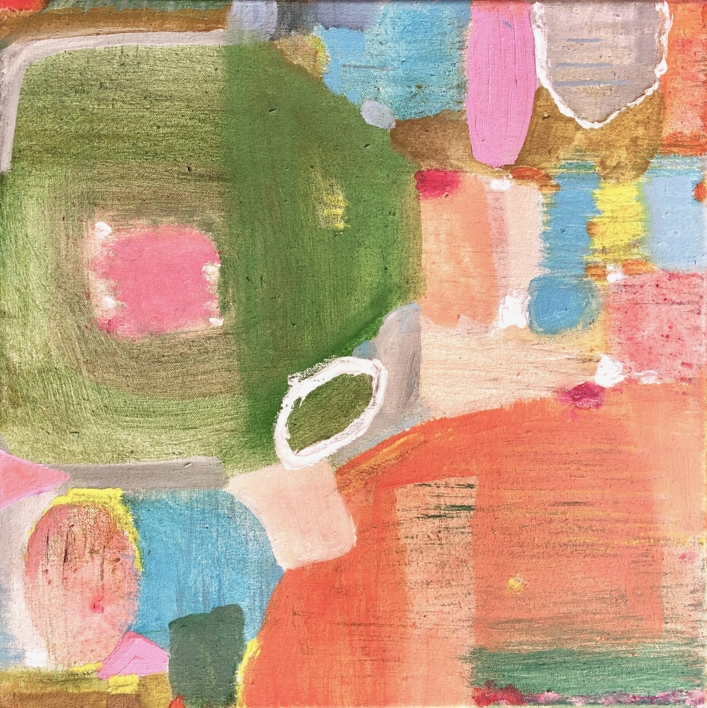 VERANO II |Pintura de ISABELRUIZPERDIGUERO | Compra arte en Flecha.es