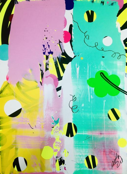 paisaje 01  Pintura de Jose Palacios   Compra arte en Flecha.es
