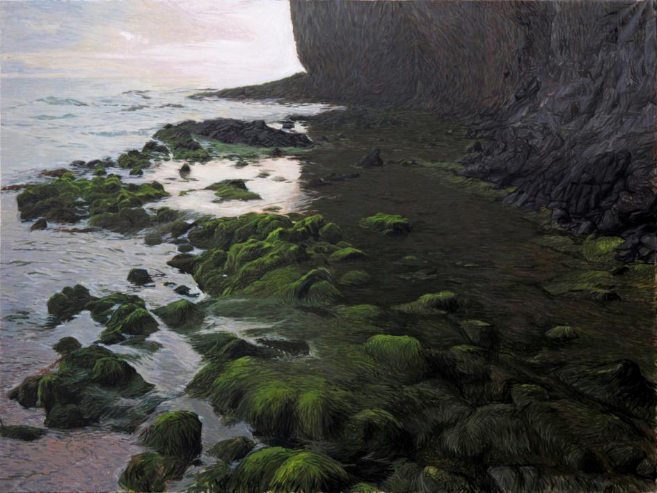 Cabo de Gata 5 |Pintura de Carlos J. Márquez | Compra arte en Flecha.es