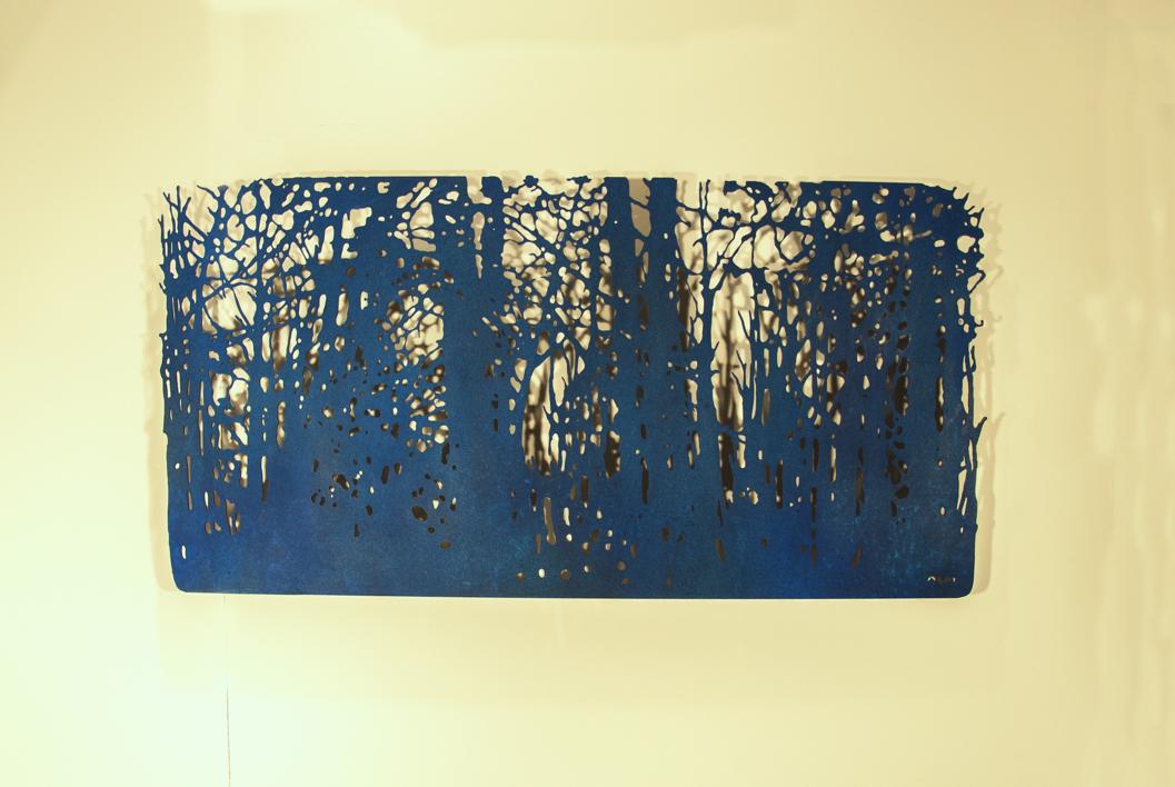 Dersu Uzala |Escultura de Krum Stanoev | Compra arte en Flecha.es