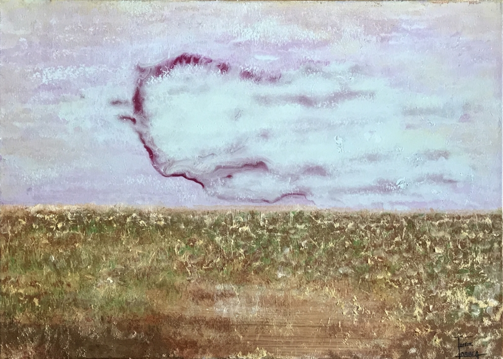 Sabana |Pintura de Enric Correa | Compra arte en Flecha.es