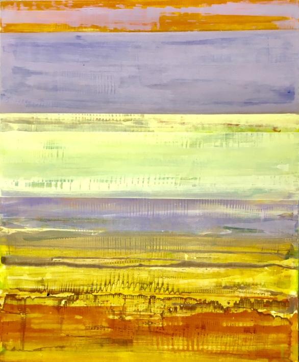Landscape 2  Pintura de Erika Nolte   Compra arte en Flecha.es