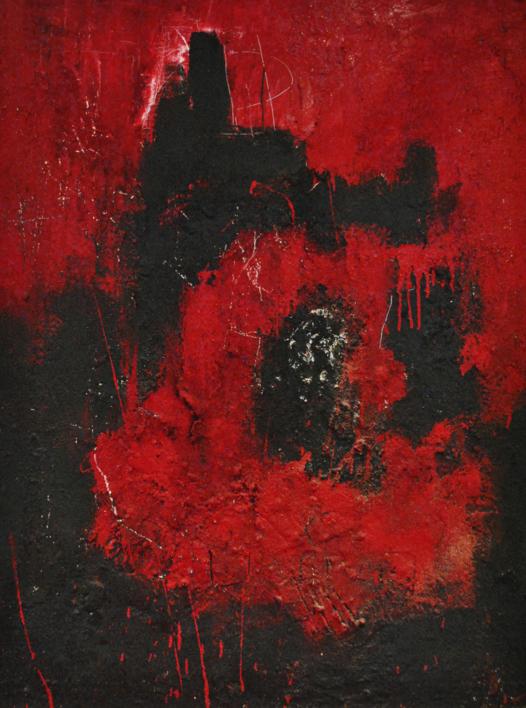 Il finale e l'inizio |Pintura de Ines Capella | Compra arte en Flecha.es