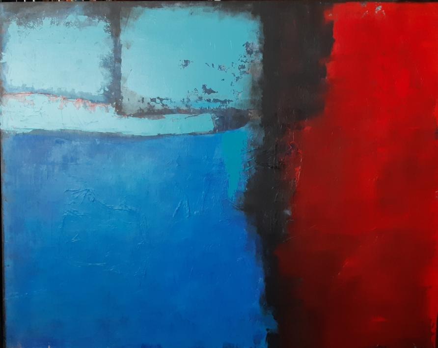Tierra |Pintura de BARBAC | Compra arte en Flecha.es