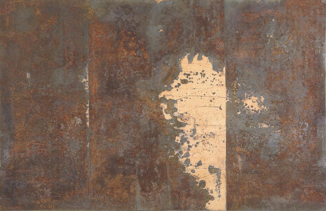Oxidaciones II  Pintura de Maria San Martin   Compra arte en Flecha.es