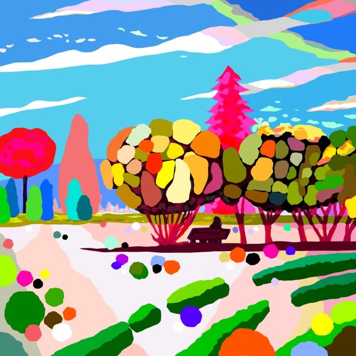 El Porqué del Buen retiro |Digital de ALEJOS | Compra arte en Flecha.es