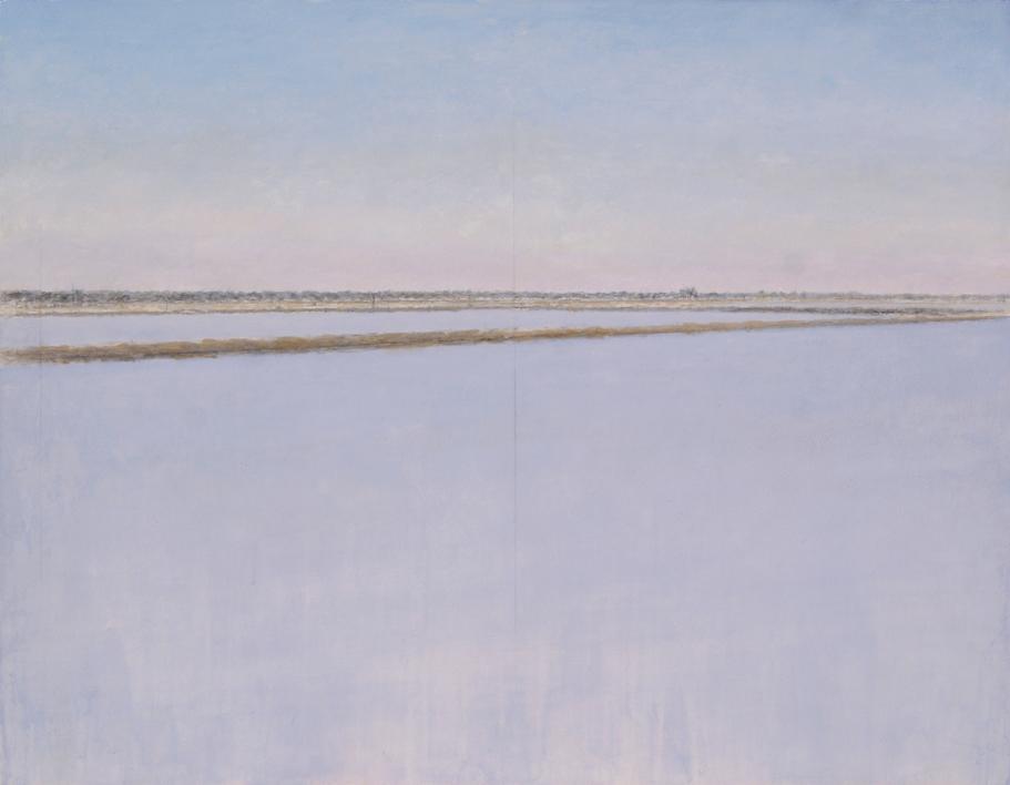 Salinas de Bonanza XVII |Pintura de José Luis Romero | Compra arte en Flecha.es