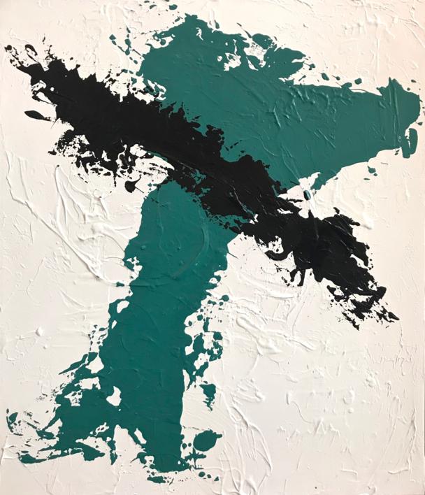 TIERRA Y AIRE |Pintura de ALFREDO MOLERO DOVAL | Compra arte en Flecha.es