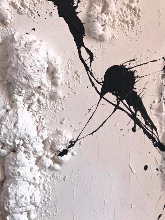 FUERZA Y CALMA | Pintura de ALFREDO MOLERO DOVAL | Compra arte en Flecha.es