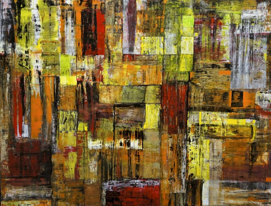 Memories |Pintura de Eddy Miclin | Compra arte en Flecha.es