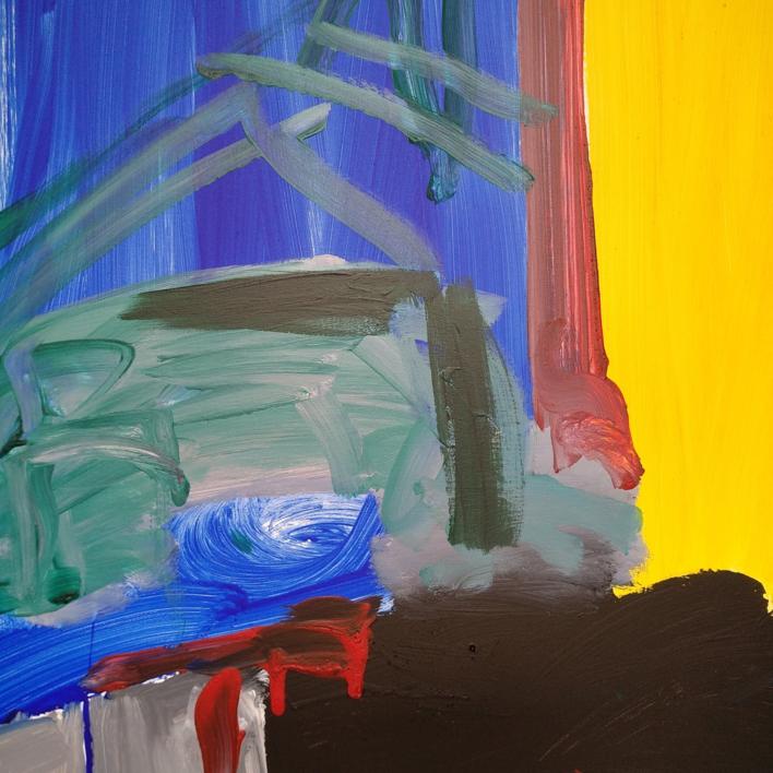EN BUSCA DE NUEVOS PARADIGMAS 1 | Pintura de Jesús Cuenca | Compra arte en Flecha.es