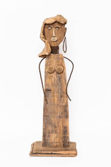 Reina Africana |Collage de Ema Young | Compra arte en Flecha.es