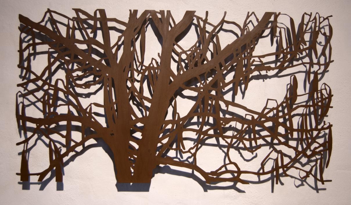 Gleditsia |Escultura de Charlotte Adde | Compra arte en Flecha.es