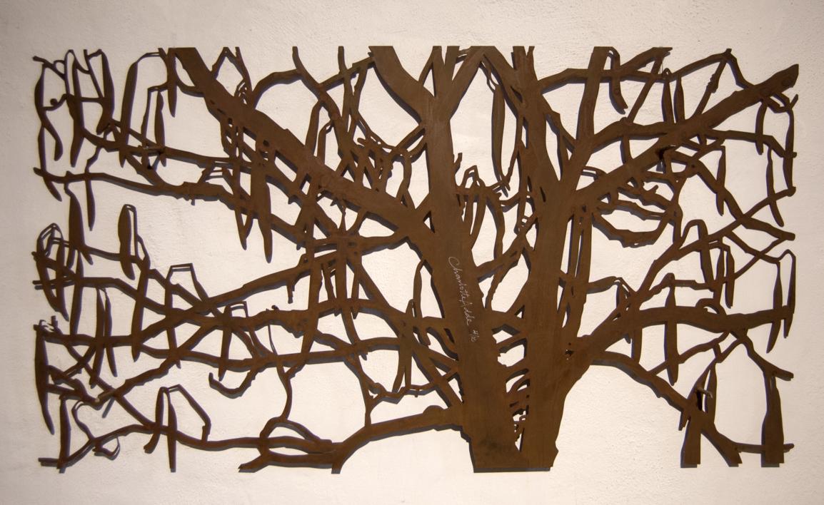 Gleditsia | Escultura de Charlotte Adde | Compra arte en Flecha.es