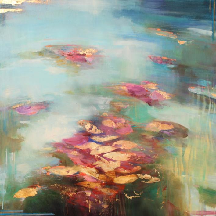 Uplifted |Pintura de Magdalena Morey | Compra arte en Flecha.es