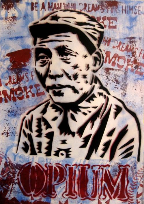 Your Personal Shopper: The Young Mao  Obra gráfica de Carlos Madriz   Compra arte en Flecha.es