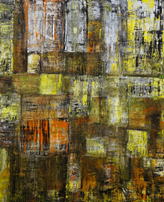 Habana |Pintura de Eddy Miclin | Compra arte en Flecha.es