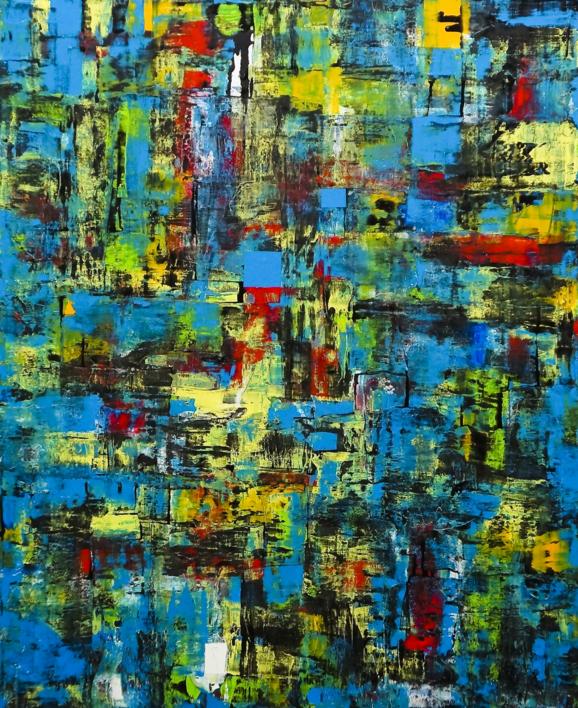 Al natural  Pintura de Eddy Miclin   Compra arte en Flecha.es