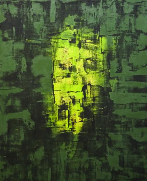 Hero |Pintura de Eddy Miclin | Compra arte en Flecha.es