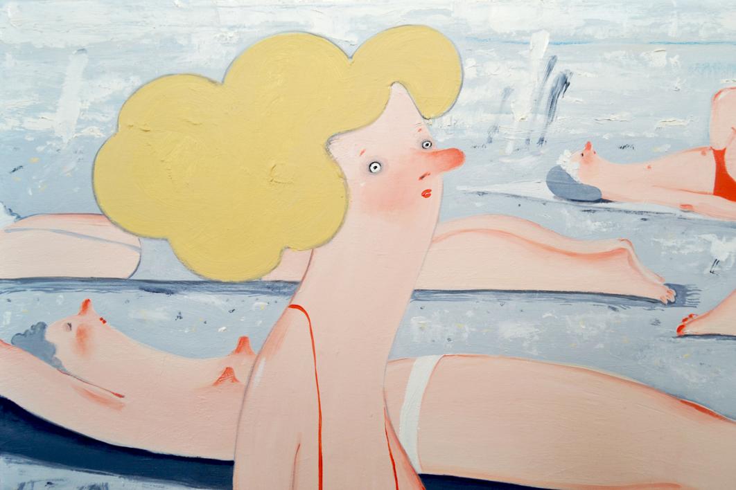 Sugar   Pintura de Yana Medow   Compra arte en Flecha.es