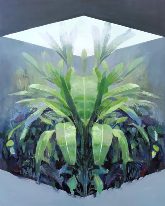 Lucernario |Pintura de Carmen Montero | Compra arte en Flecha.es