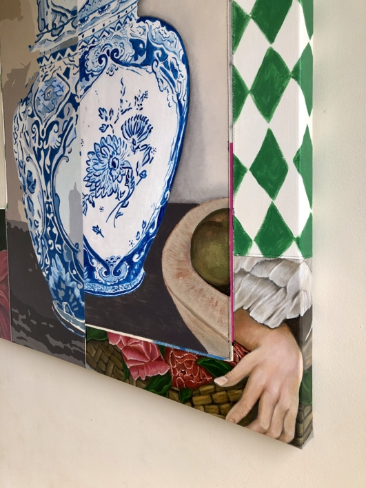 Floral Arrangement n.11 | Pintura de Nadia Jaber | Compra arte en Flecha.es