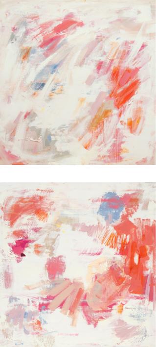 Díptico 6 |Pintura de Susana Sancho | Compra arte en Flecha.es