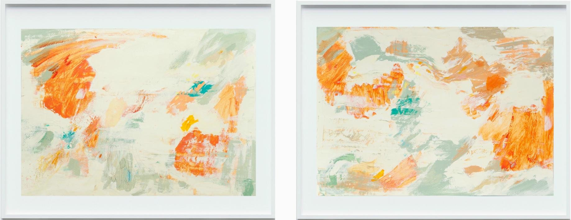 Diptico |Pintura de Susana Sancho | Compra arte en Flecha.es